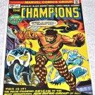 The Champions #1 1975