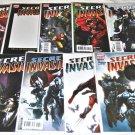 Secret Invasion 2008 Limited Nine-Issue Series