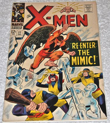 X-Men #27 1966 (1963 Series)