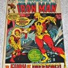 Iron Man #48 1972 (1968 Series)