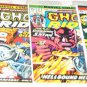 Ghost Rider 1973 Series Six-Issue Lot