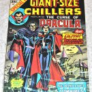 Giant-Size Chillers Featuring Curse of Dracula #1 1974