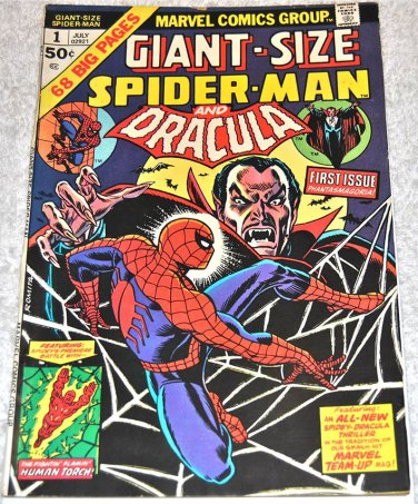 Giant-Size Spider-Man #1 1974