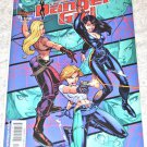 Danger Girl #1 1998 Cover A J. Scott Campbell