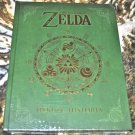 The Legend of Zelda: Hyrule Historia by Shigeru Miyamoto, Eij, Hardcover 2013