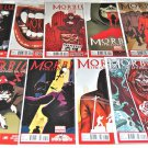 Morbius: The Living Vampire 2013 Nine-Issue Limited Series