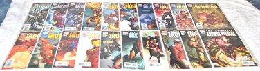 Iron Man 1998 Volume 3 Series Twenty-Issue Lot