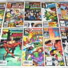 What If? Eleven-Issue Lot 1977 Series
