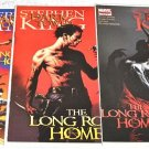 Stephen King's Dark Tower: A Long Road Home 2008 Limited Series Five-Issue Lot