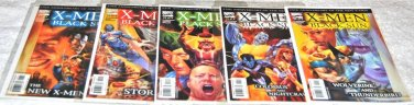 X-Men: Black Sun 2000 Limited Five Issue Limited Series