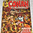 Conan the Barbarian #24 1973 (1970 Series) 2nd appearance of Red Sonja