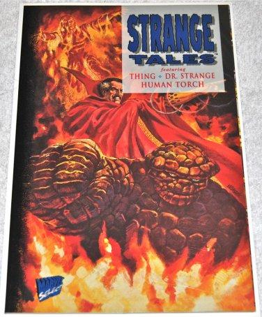 Strange Tales #1 1994 One-Shot Graphic-Novel/ TPB