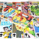 Web of Spider-Man 1985 Series Nineteen-Issue Lot