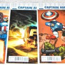 Ultimate Captain America Limited Series Lot