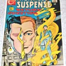 Charlton Comics Mysterious Suspense #1 1968 Steve Ditko One-Shot