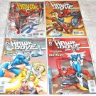Hawk & Dove 2011 new52 Series Four-Issue Lot