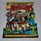 Marvel Treasury Edition #7 [Regular Edition] 1975 Jack Kirby Avengers
