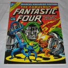 Marvel Treasury Edition #11 1976 Jack Kirby Fantastic Four/ Dr Doom