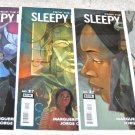 Sleepy Hollow Boom Comics #'s 1LE, 1, 2, 3, 4 2014 Mini-Series