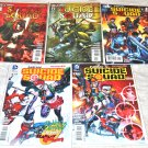 Suicide Squad Five Issue Lot