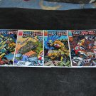 Superpatriot Four-Issue Limited 1993 Series WITH 1997 Action Figure Image Comics Lot