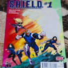 Agents of S.H.I.E.L.D. #1 2016 Series in Near Mint+ condition