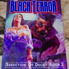 Black Terror #3 1990 (1989 Series) Eclipse Comics Limited Series