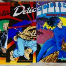 Detectives Inc. Eclipse Comics Three-Issue lot 1985 Limited Series