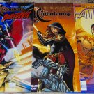 Top Cow Three-Issue Lot Fathom and Magdalena