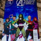 A-Force #1 2016 Series