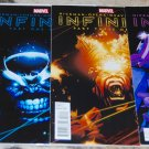Infinity 2013 Series Four-Issue Lot