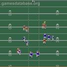 John Elway's Quarterback 1989 NES Cartridge and Sleeve