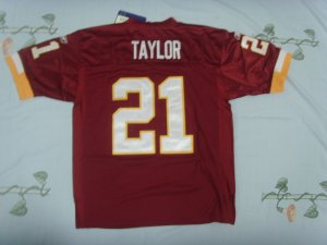 Sean Taylor Authentic Redskins Home Jersey