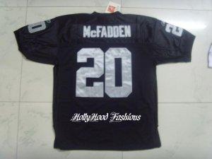 Darren McFadden Authentic Raiders Home Jersey