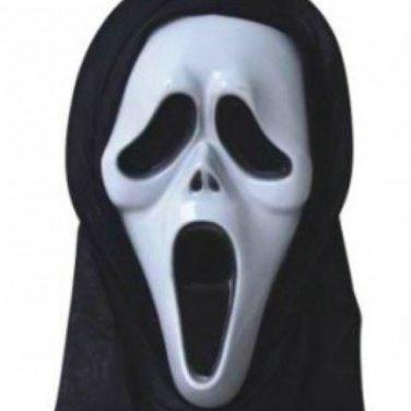 Devil Scream Mask/Halloween/Masquerade Mask/Monolithic Terror Mask/Protest