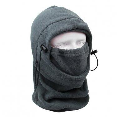 6 in 1 Multifunction Fleece Cap Headgear Warm Mask Outdoor Autumn/Winter