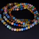 Colorful Necklace Natural Fashion Mini Cats-eye Stone Jade Beaded Bracelet VIP099