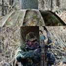 Allen Company Instant Roof Tree Stand Umbrella, Oakbrush, 57-Inch - Free shipping in USA
