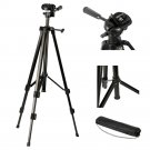 "53"" inch Tripod Stand + Bag for Canon Nikon Camera Camcorder US - Free shipping in USA"