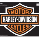 Harley Davidson Logo Classic Bar & Shield Decal Extra Large - Free Ship