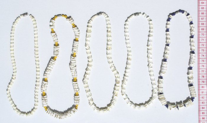 3 Fish Bone Necklaces, Ethnic Jewelry Wholesale Company