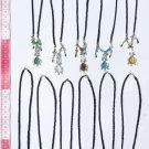 10 Necklaces Cat Eye Gem Stone Jewellery Wholesale Peru