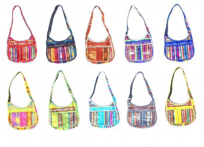 Lot 3 wholesale ethnic ornament women's handbags buy