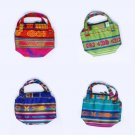 Lot 3 color small fashion women's handbags hand purses