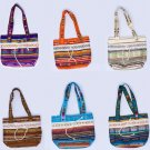 Lot 2 colorful beach purses bags ethnic fashion Ecuador