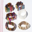 3 Color Shell Beaded Bracelets Nature Jewelry Wholesale