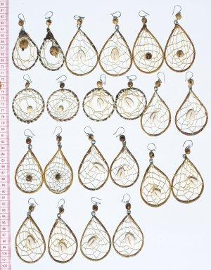 Lot 4 Pairs Thread Earrings Best Fashion Jewelry Online