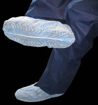 Cover Shoe Unisex Blue One Size 3X100/Ca