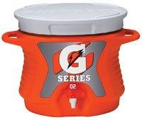 Cooler Gatorade 7 Gal Orange 1/Ca