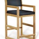 Chair Hip Wood-Line Oak Blue Ea